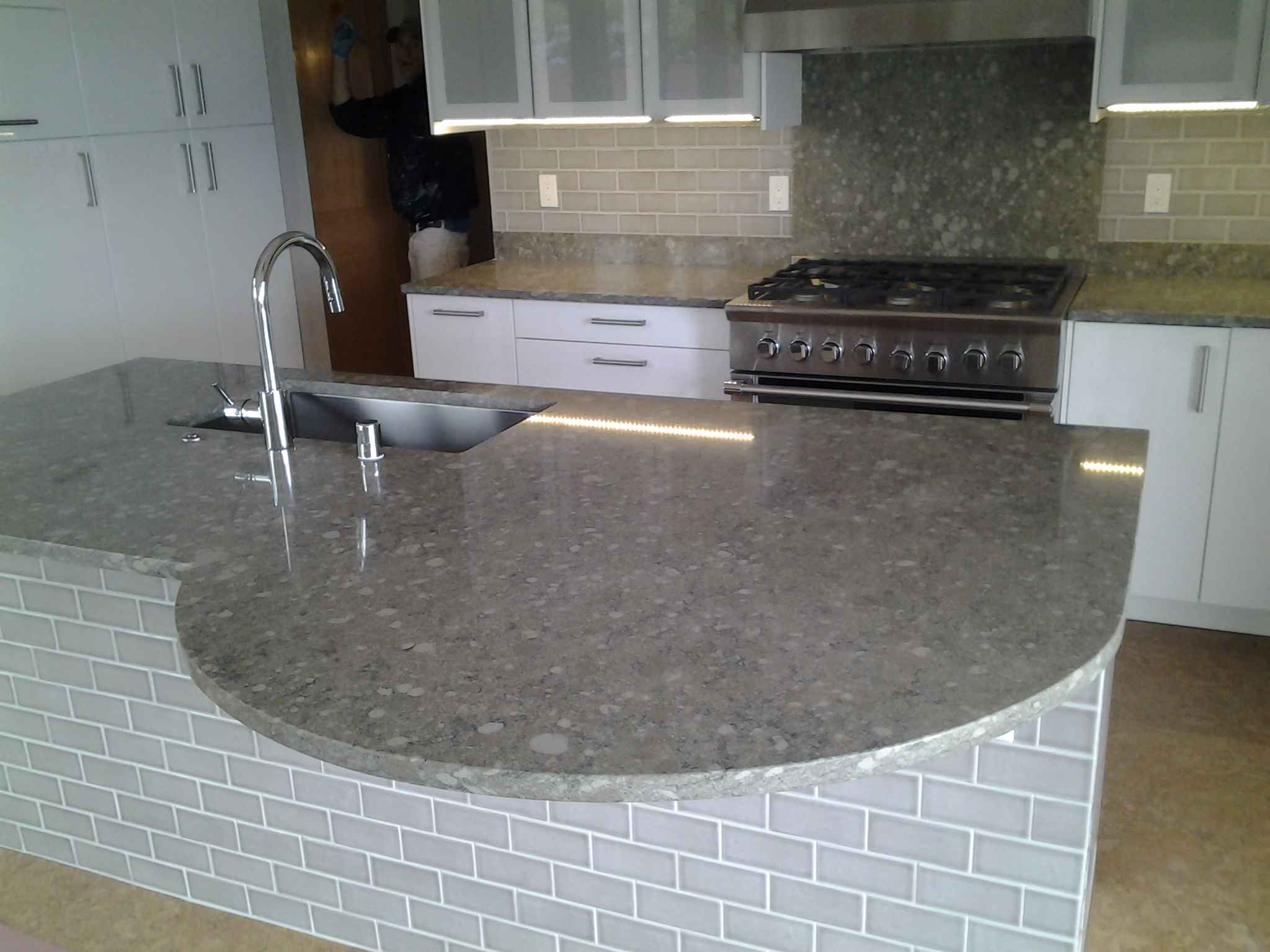Quartz Countertops Are Tops!